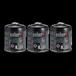 Weber Weber® driepak gasbusjes