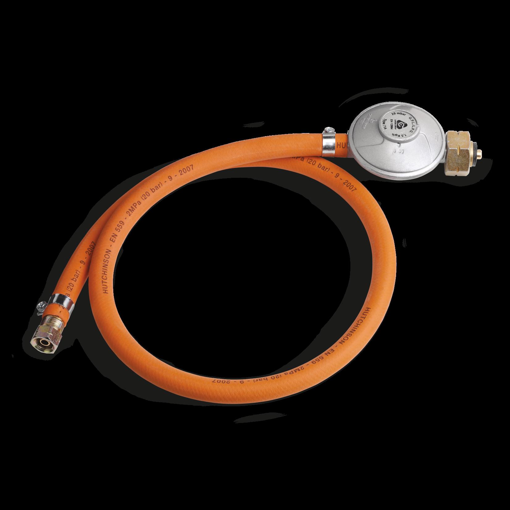 Weber WEBER Weber® slang en gasdrukregelaar NL grote gasfles
