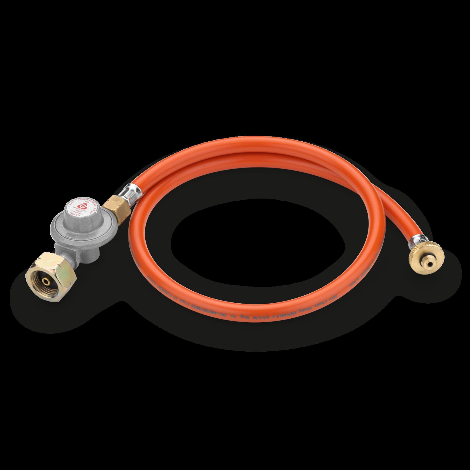 Weber Weber® gasdrukregelaarset adapter NL
