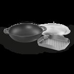 Weber Weber® gbs wok +stoomrek+deksel