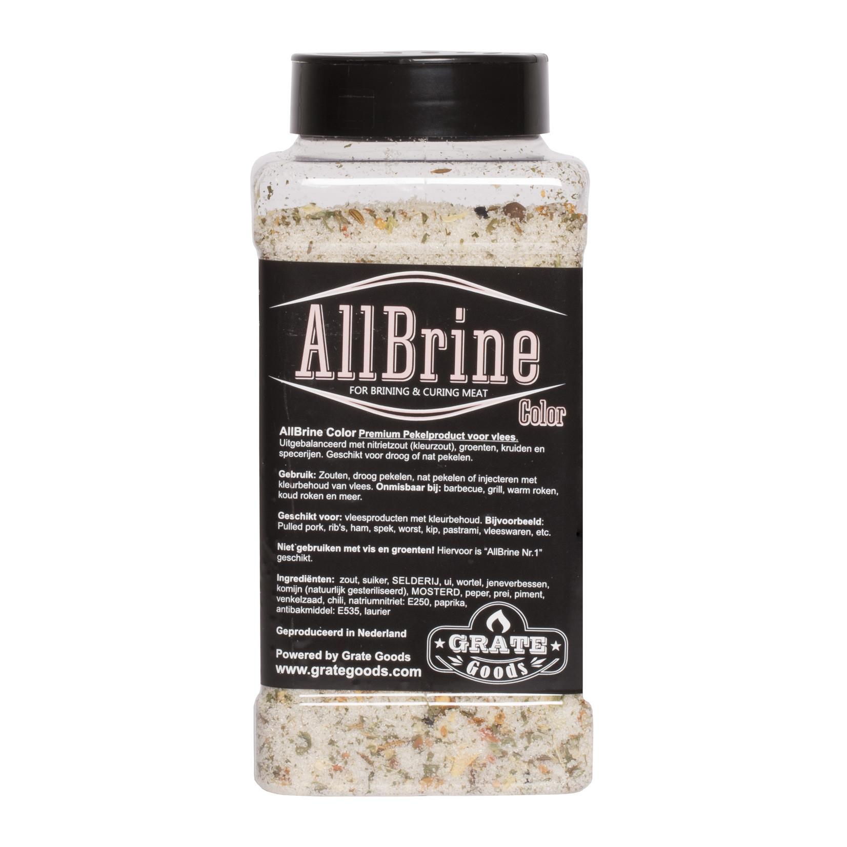 The Bastard Allbrine color strooibus 800 gram