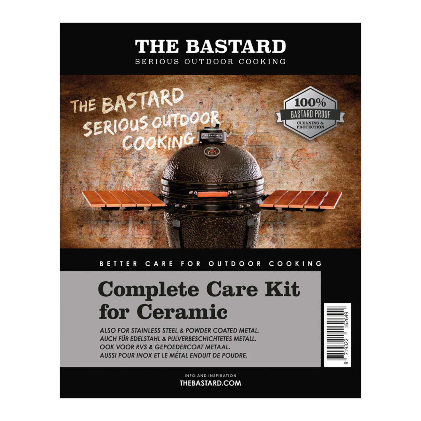 The Bastard Kit cleaner & wax polish
