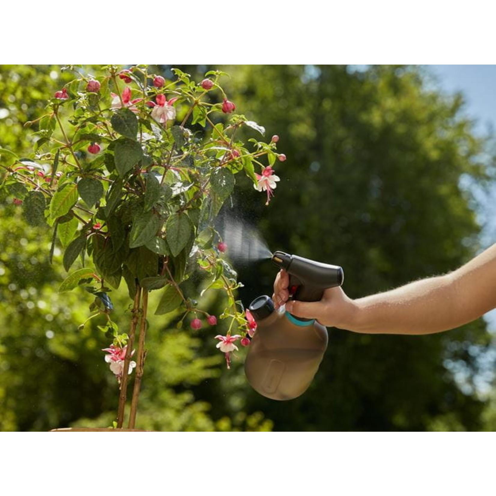 Gardena Plantenspuit 1 L met verstelbare sproeikop