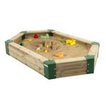 Horby Bruk Houten zandbak 210 x 120 x 25 cm