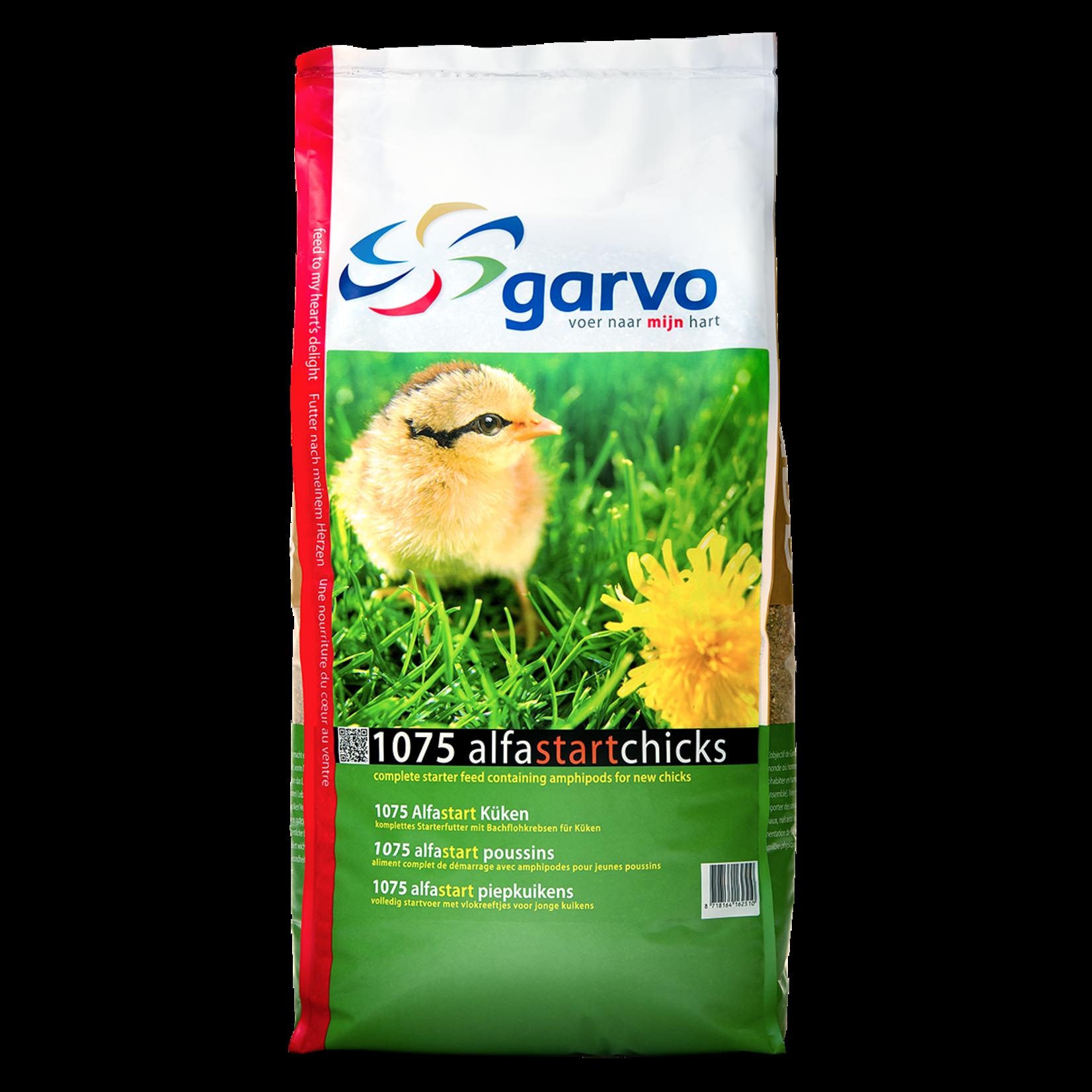 Garvo Garvo Alfastart Piepkuikens 12,5 KG