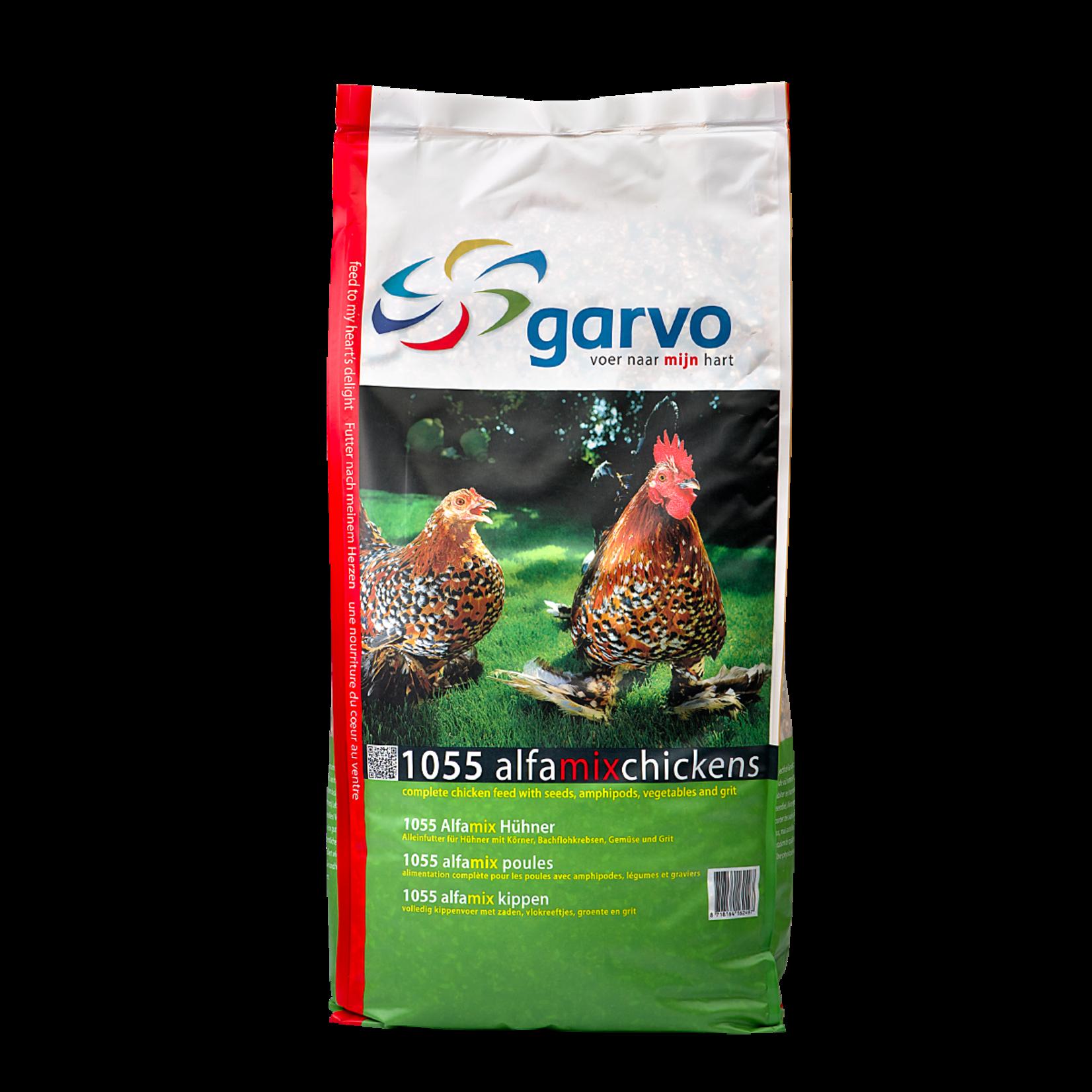 Garvo Garvo Alfamix Kippen 12,5 KG