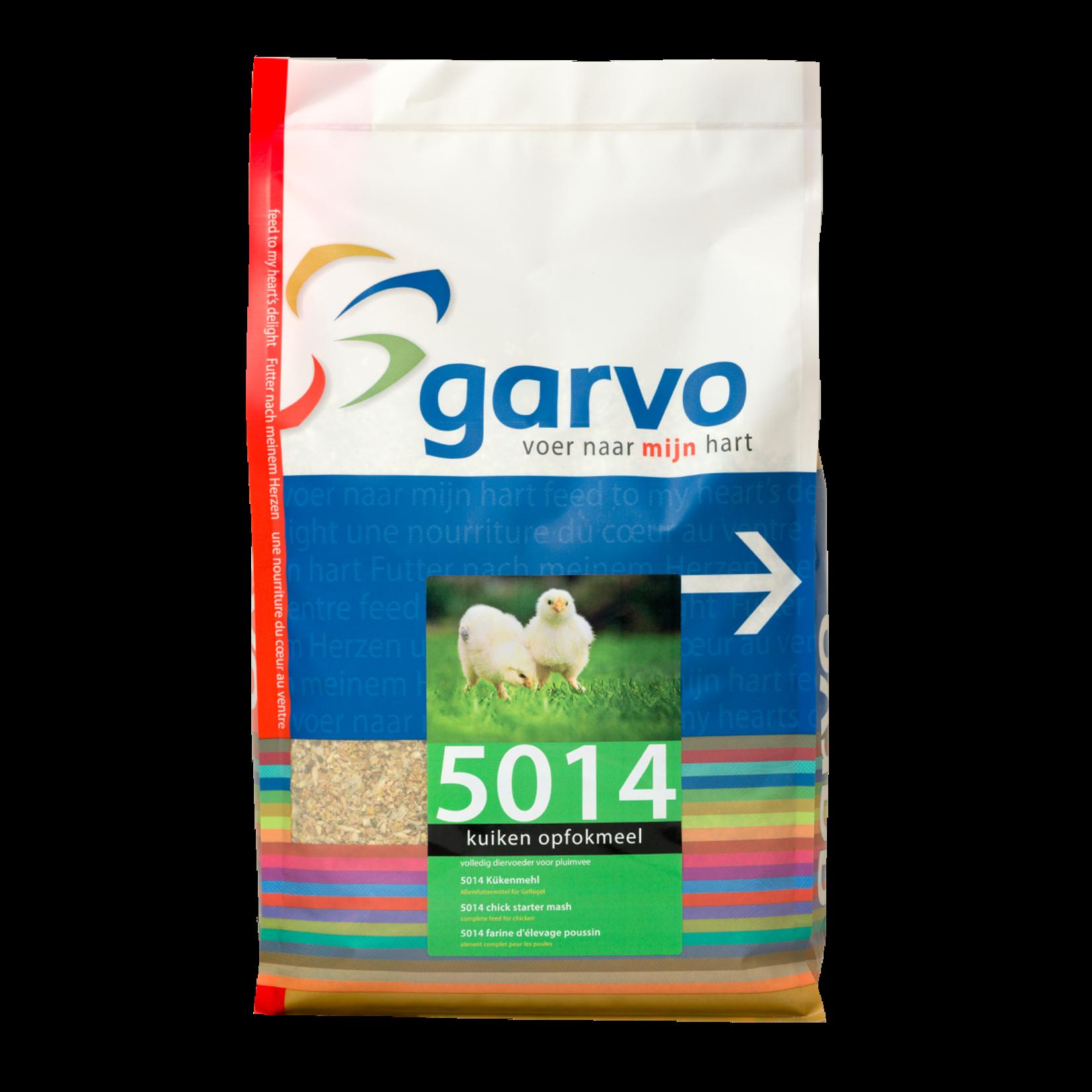 Garvo Garvo Kuiken Opfokmeel  20 KG