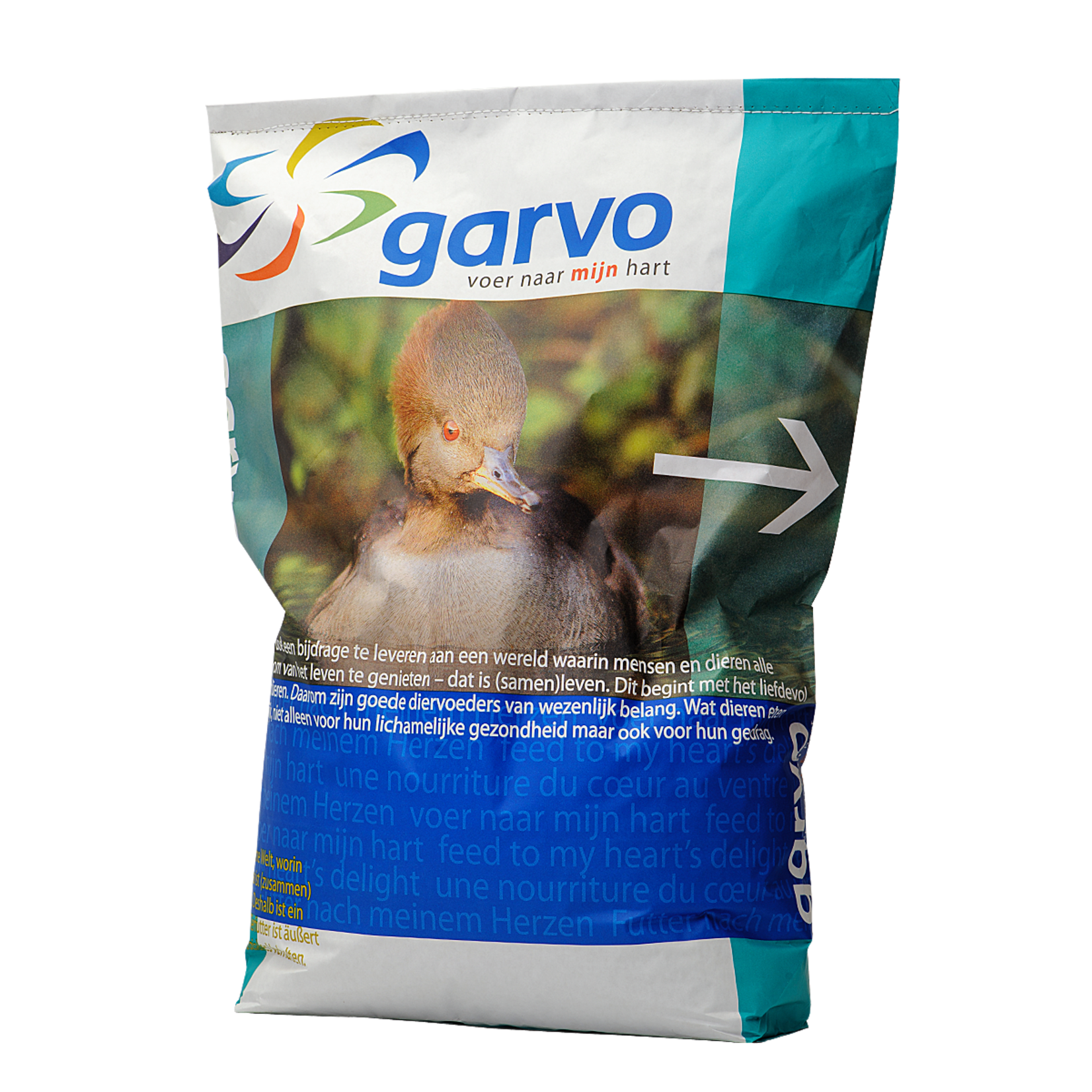 Garvo Garvo Watervogel Foktoomkorrel 20 KG