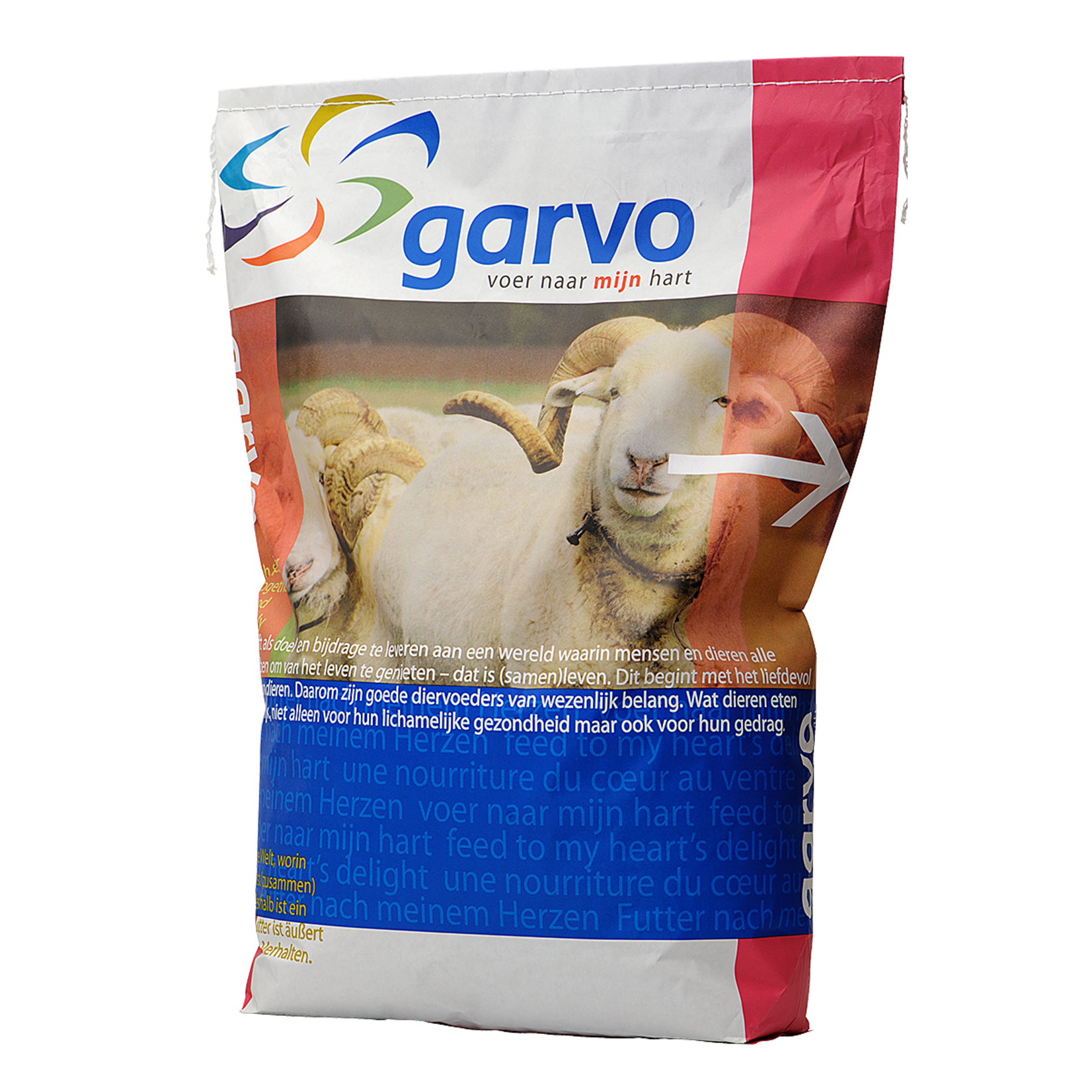 Garvo Garvo Lammerenkorrel Plus (3Mm) 20 KG