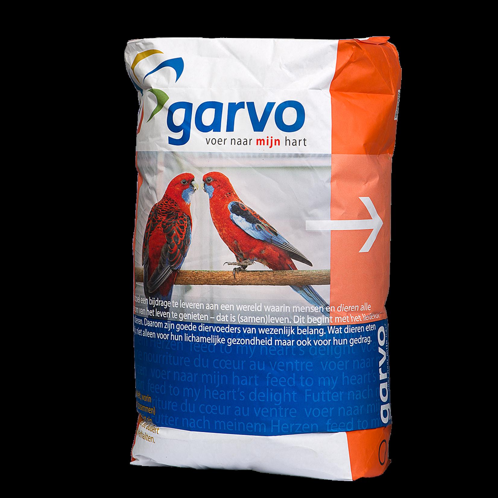 Garvo Garvo Grote Parkietenzaad 20 KG