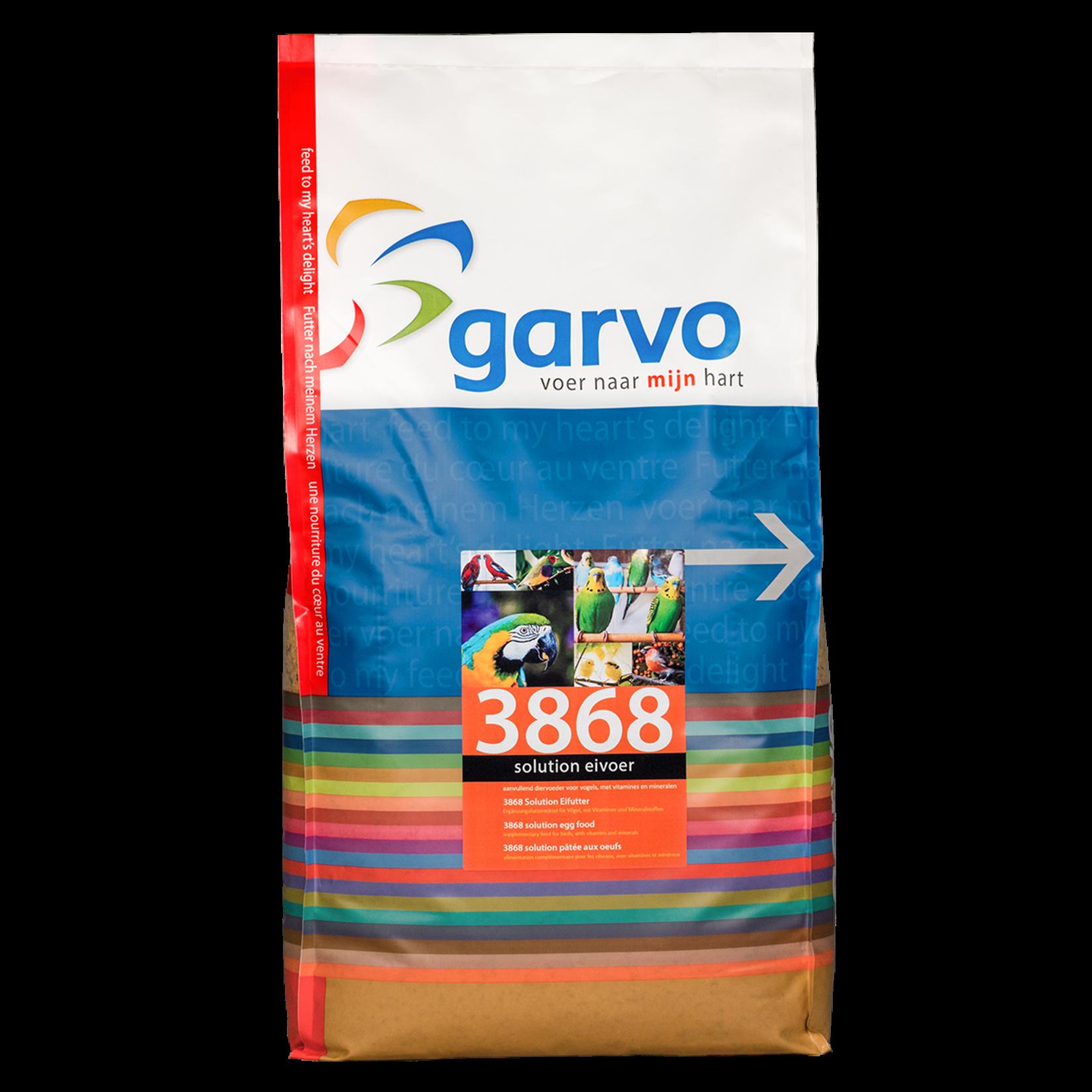 Garvo Garvo Solution Eivoer 12 KG