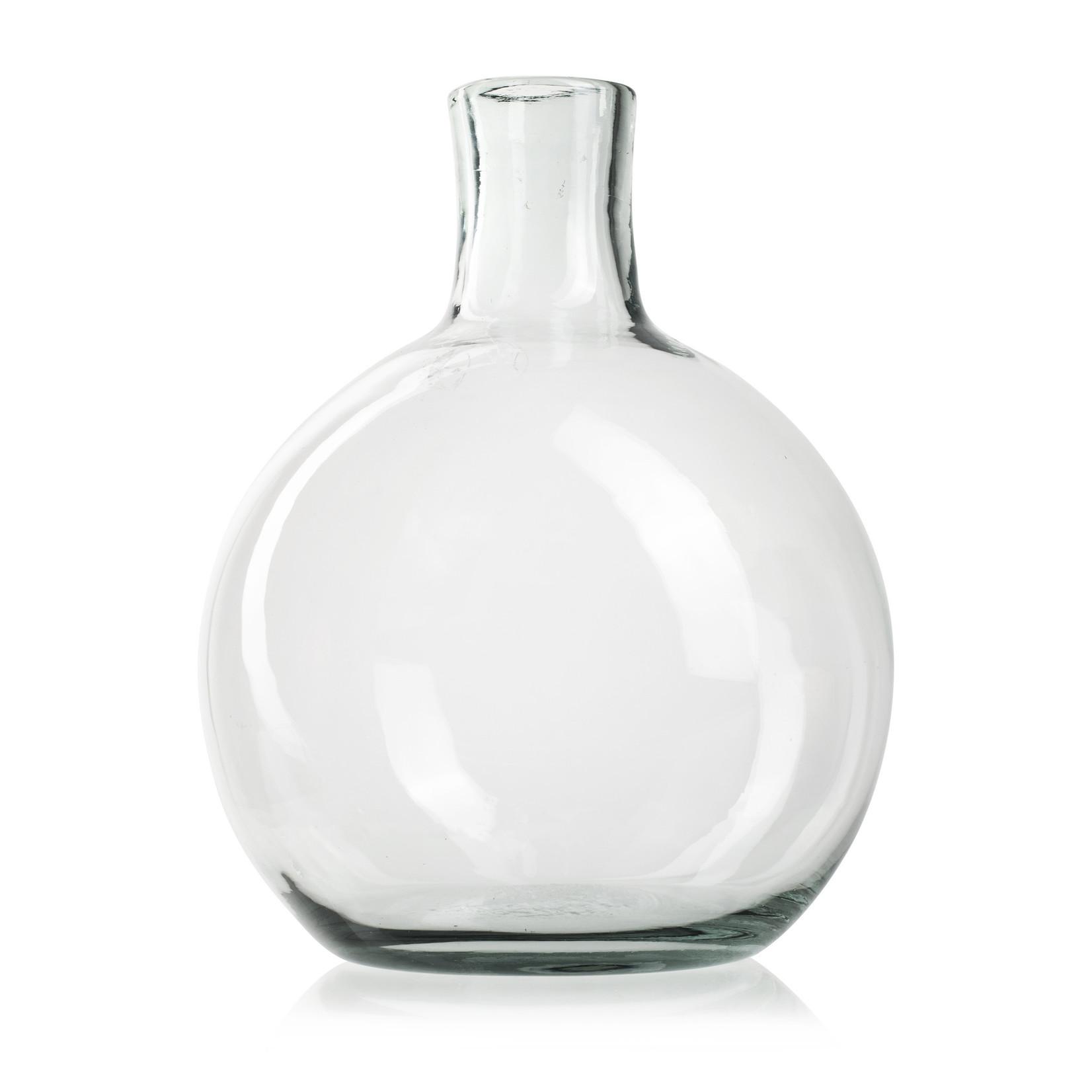 Jodeco Glass Eco vaas 'Ezra'
