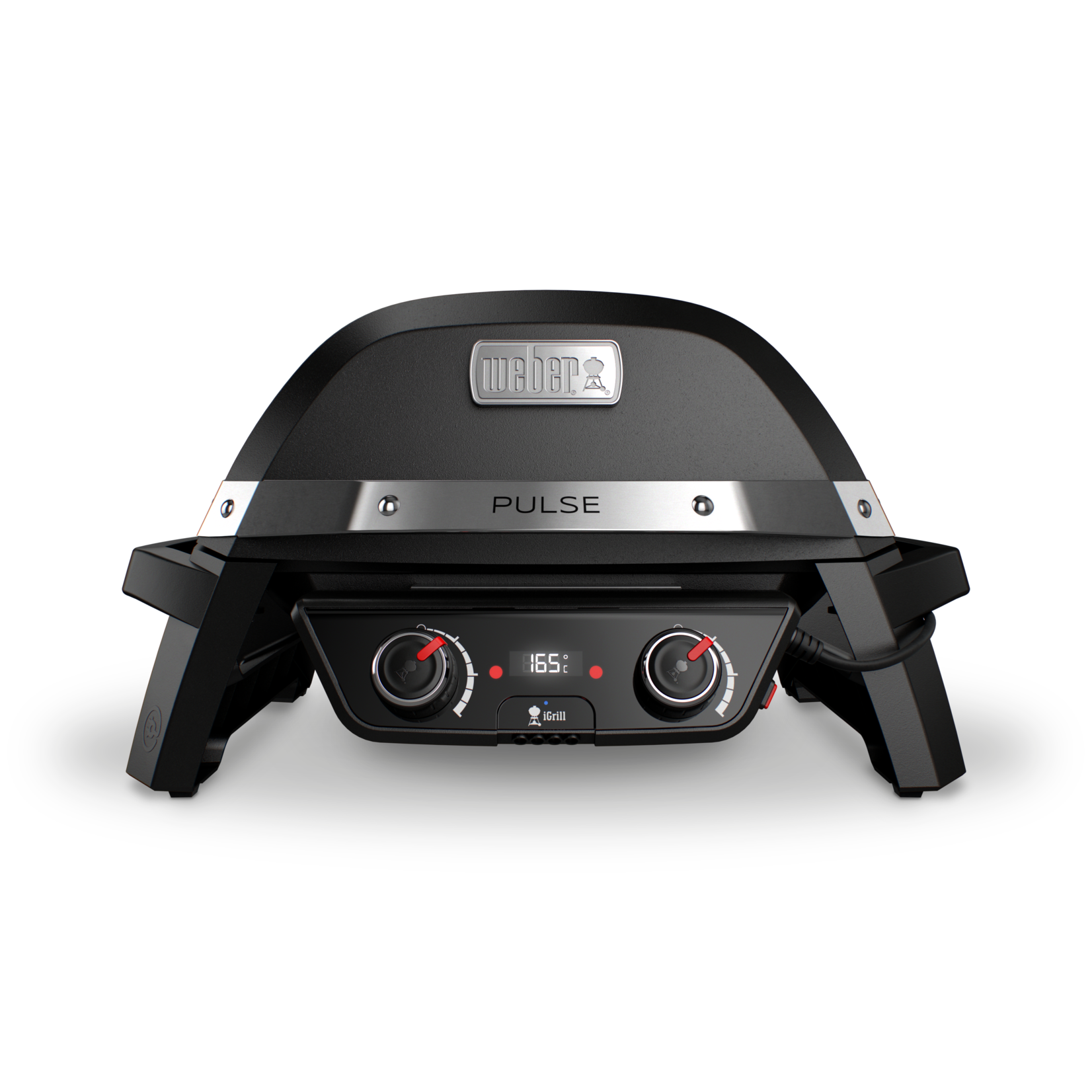 Weber Weber Pulse 2000 elektrische barbecue