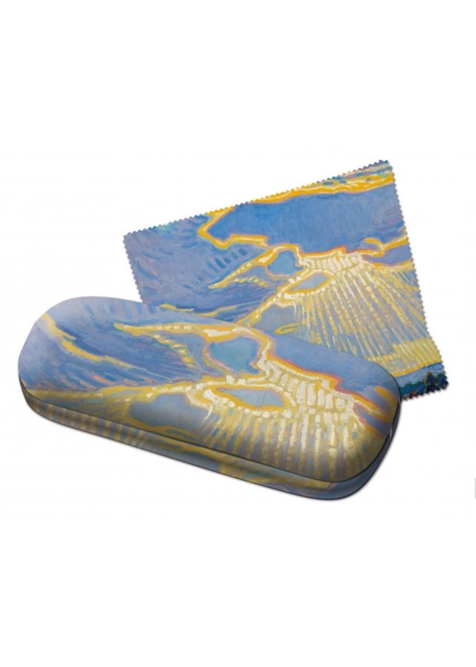 Glasses case with cloth Leo Gestel 'Autumn'