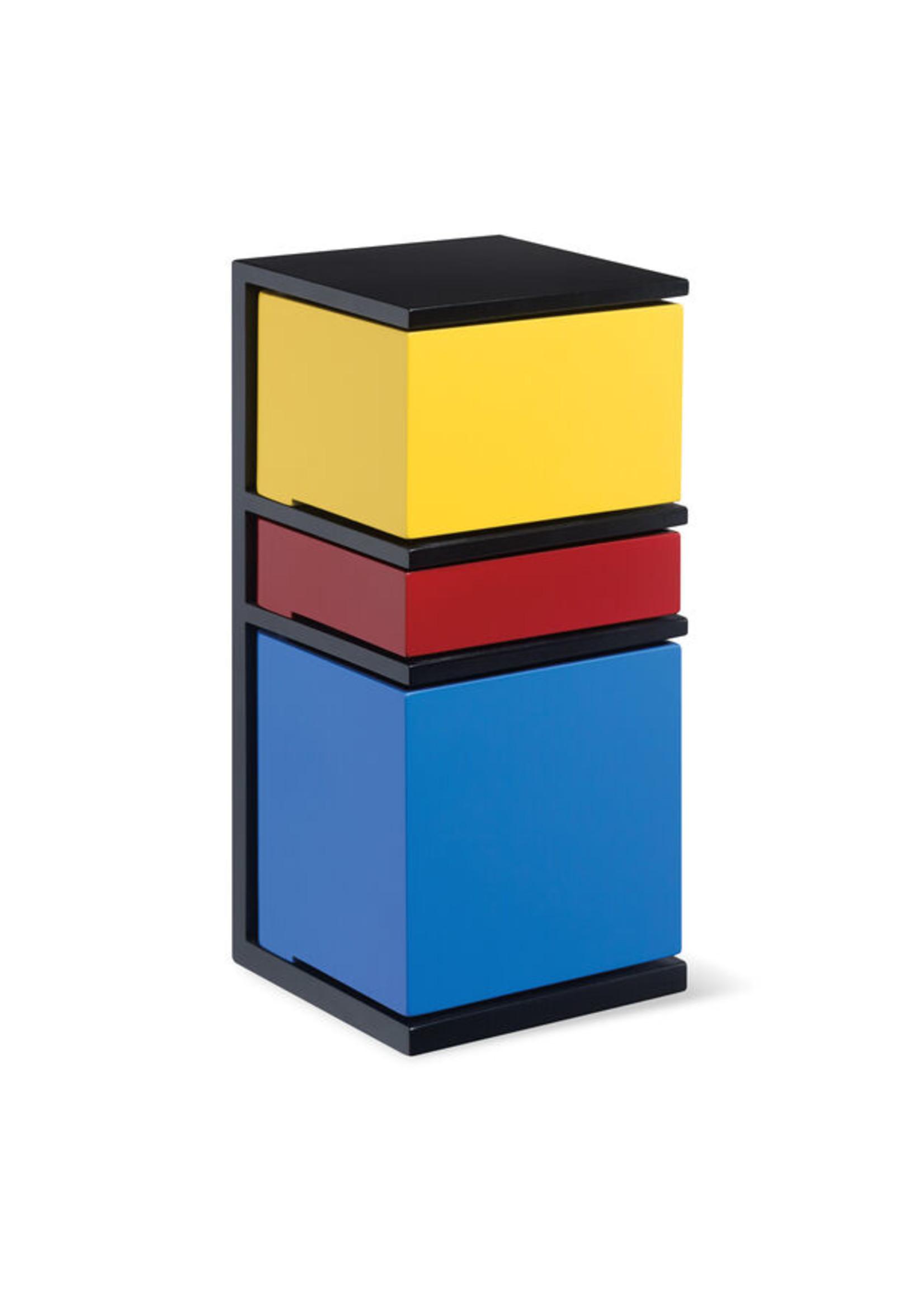 Opslagtoren van MoMA