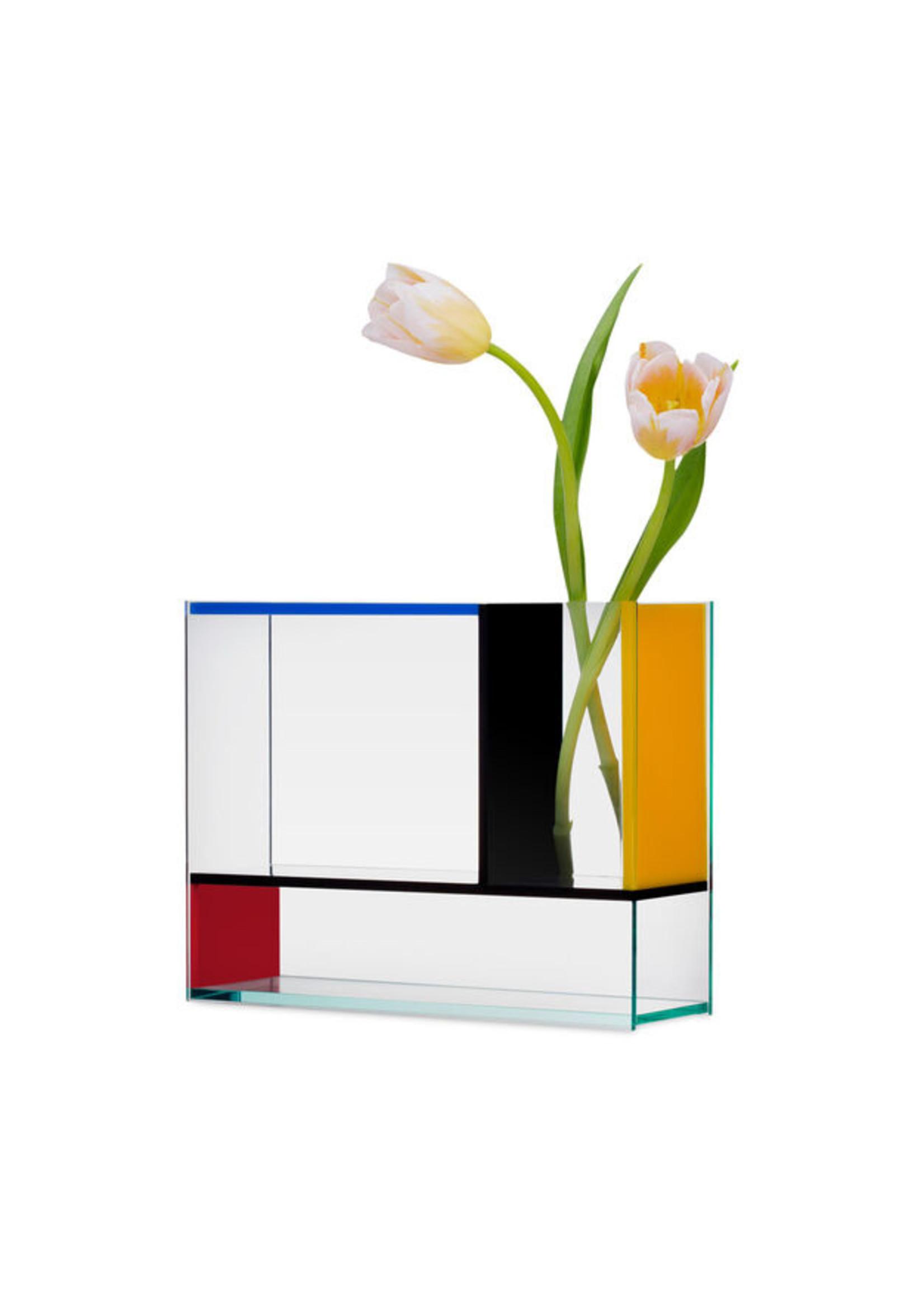 Mondriaan vase