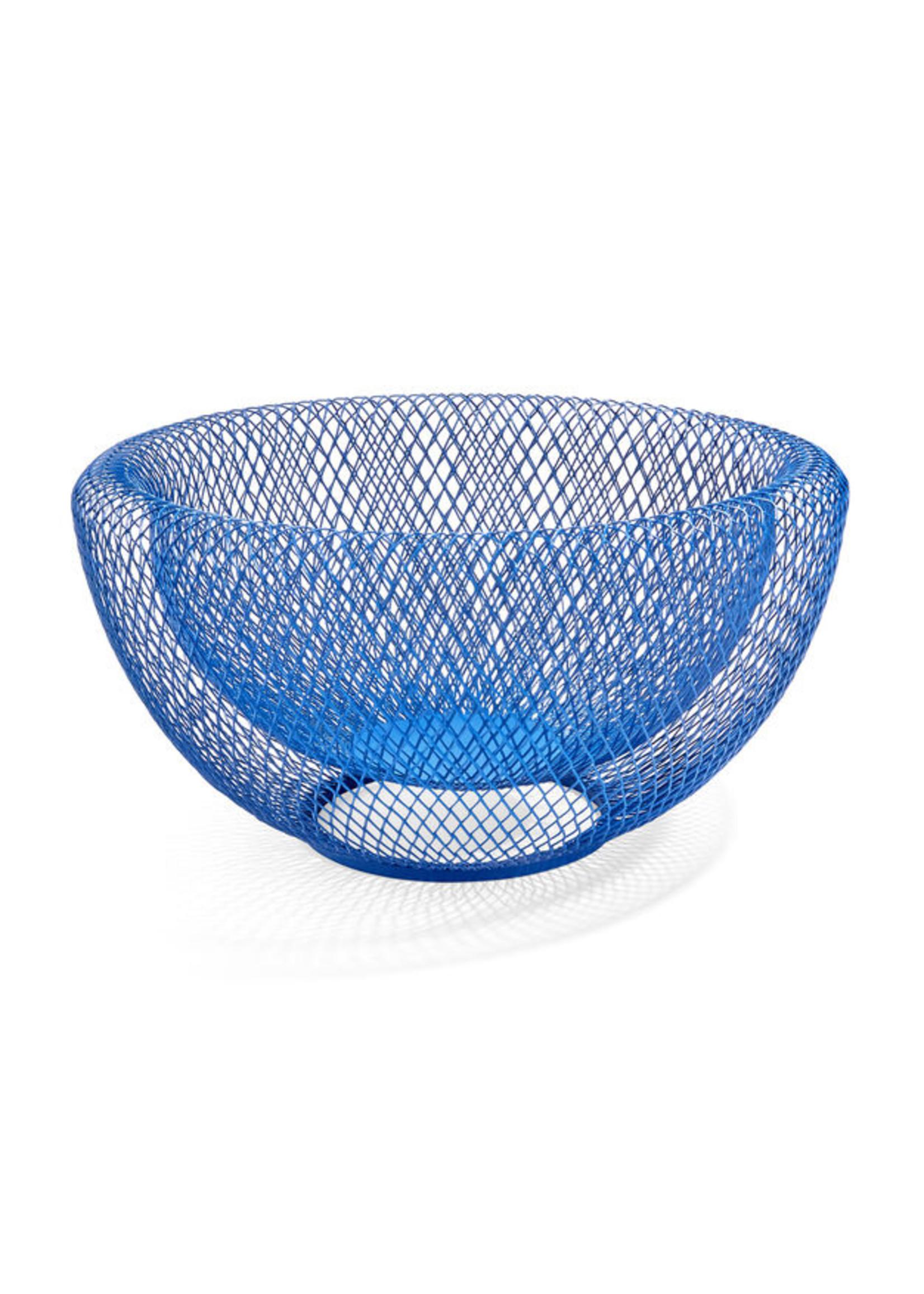 Drahtschale MoMA  Blau