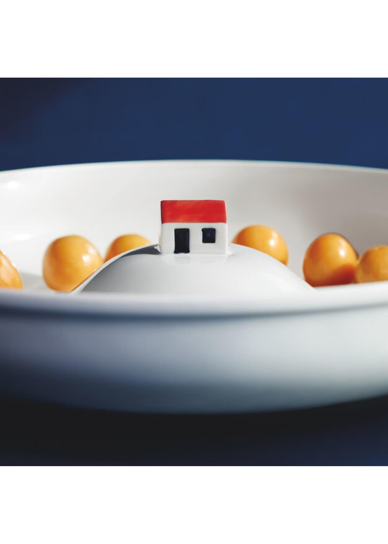 Schüssel mit Haus weiß vom MoMA