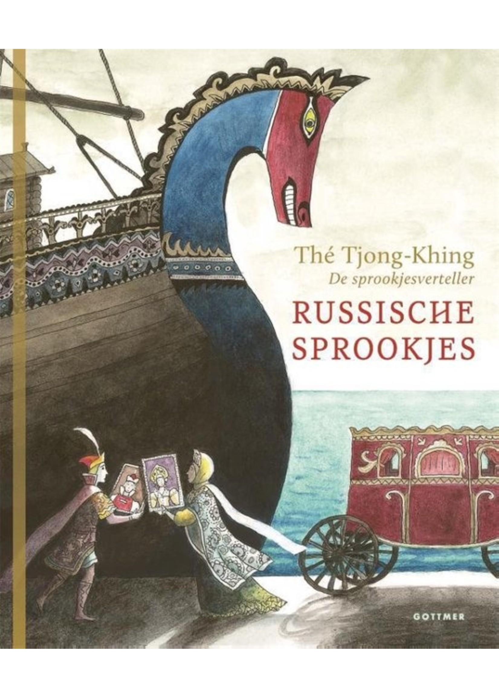 Thé Tjong-Khing  Russische sprookjes
