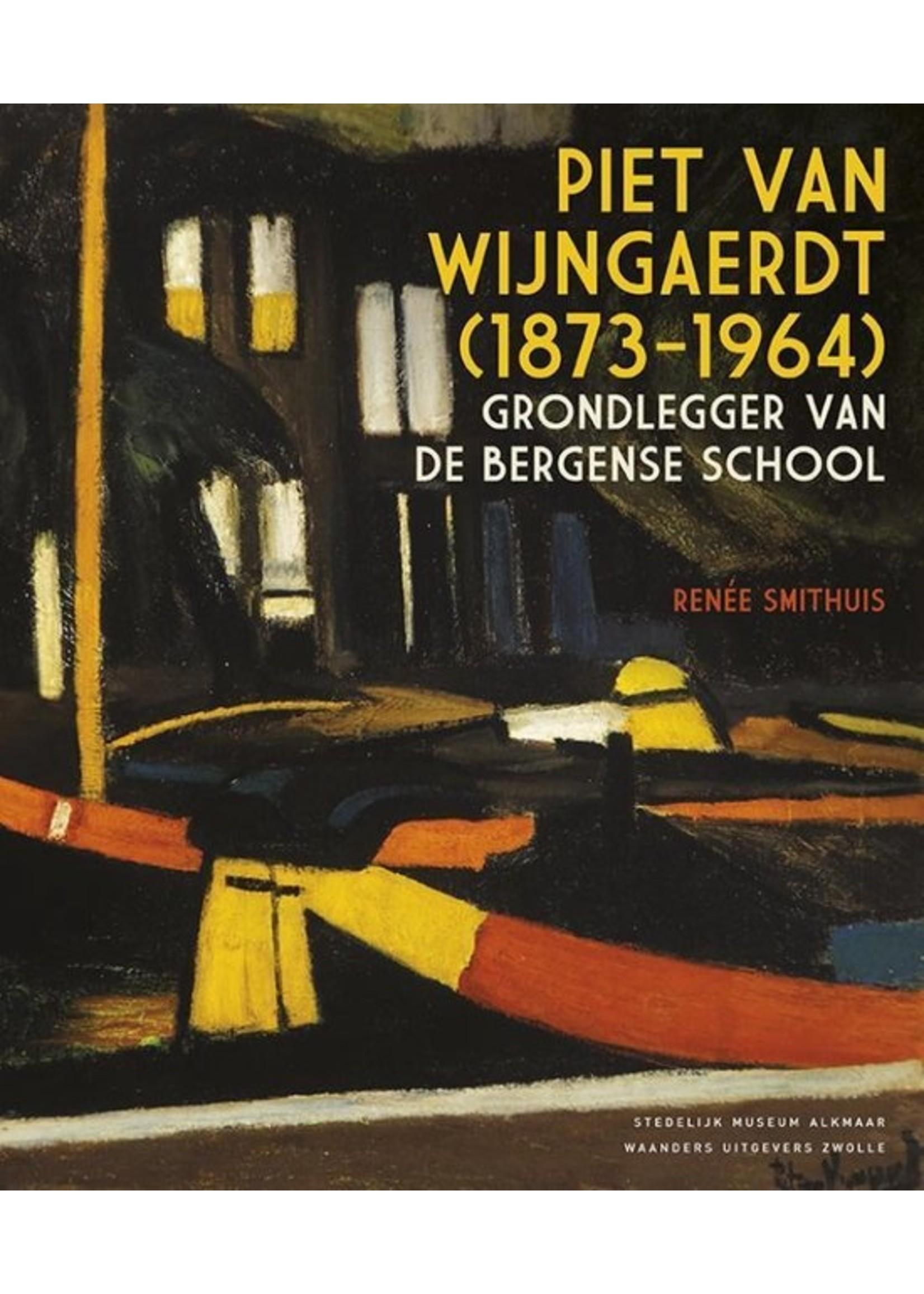 Grondlegger van de Bergense School Piet van Wijngaerdt