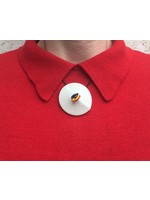 Necklace by Harry Agema 'Who's afraid of red, yellow and blue?'