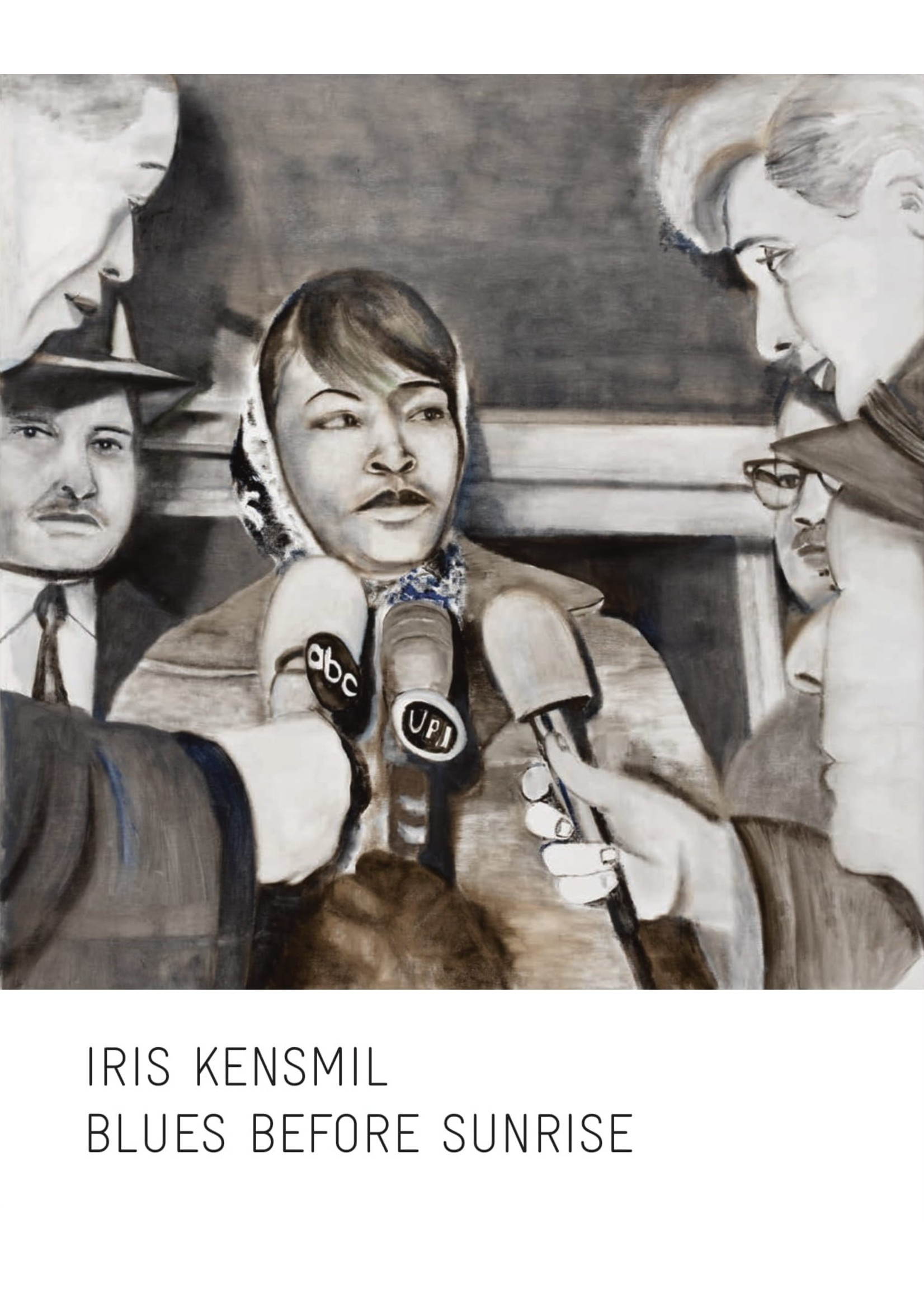 Iris Kensmil 'Blues before sunrise'