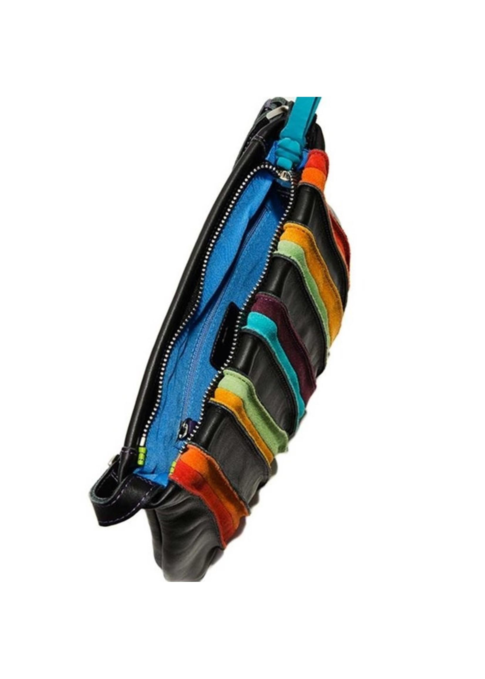 Laguna shoulder bag Black MyWalit