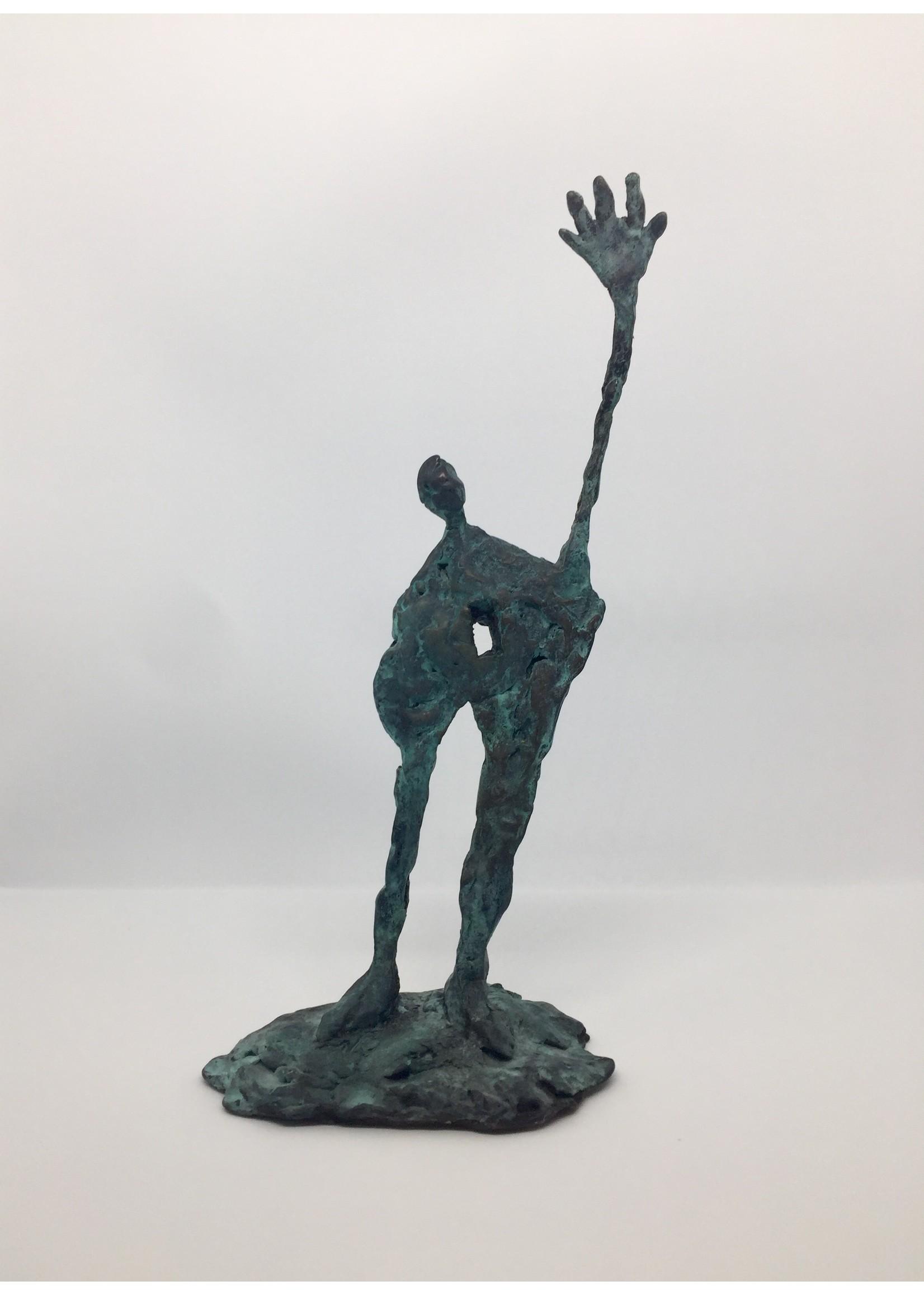 'A home inside' - Denise Kamp (Bronze)