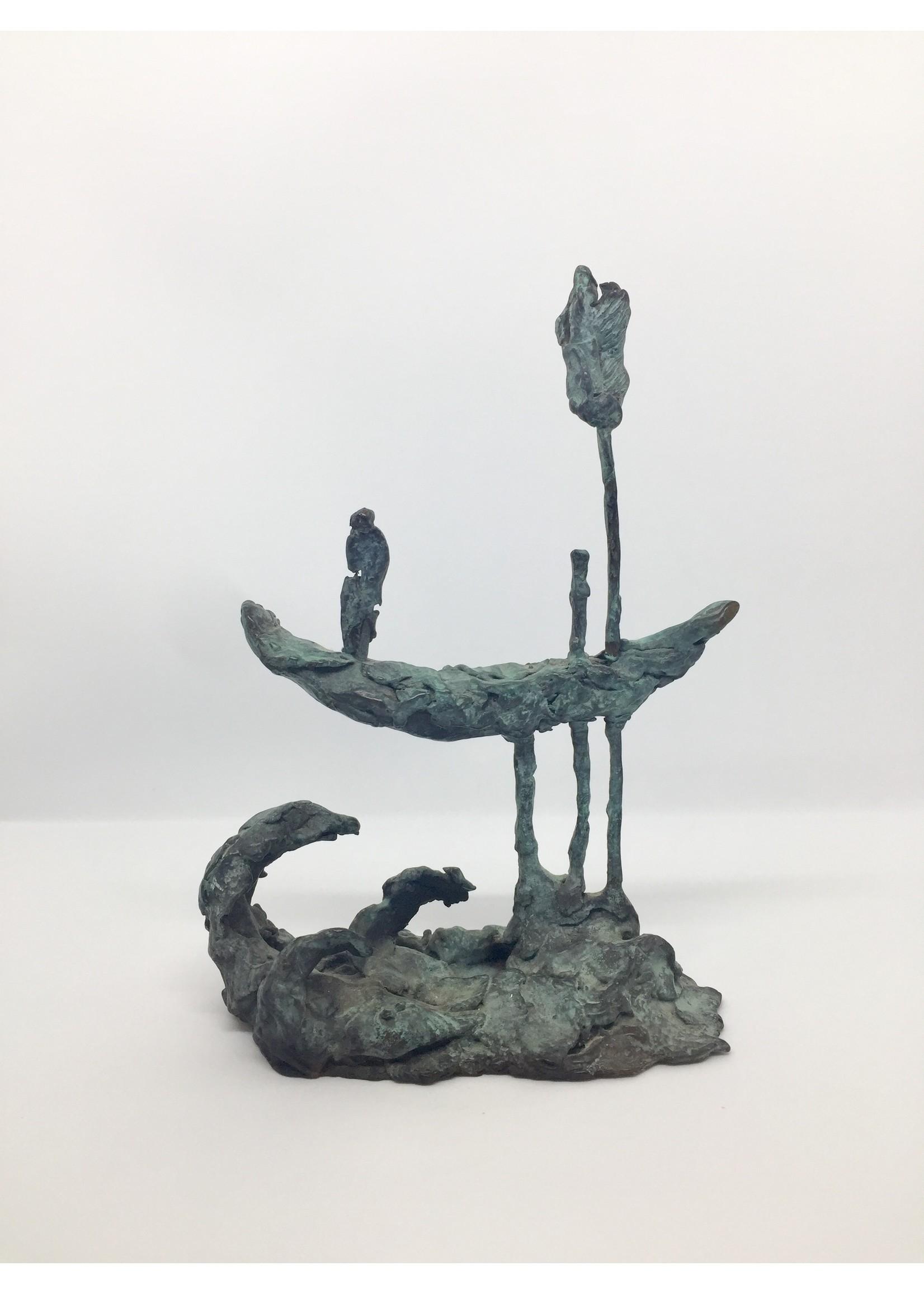 'Es ist das Meer, das mich stark macht' - Denise Kamp (Bronze)