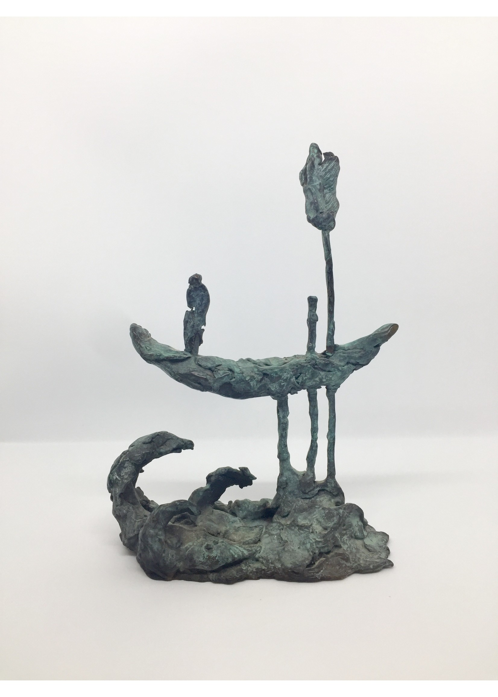 'It is the sea that makes me strong' - Denise Kamp (Bronze)