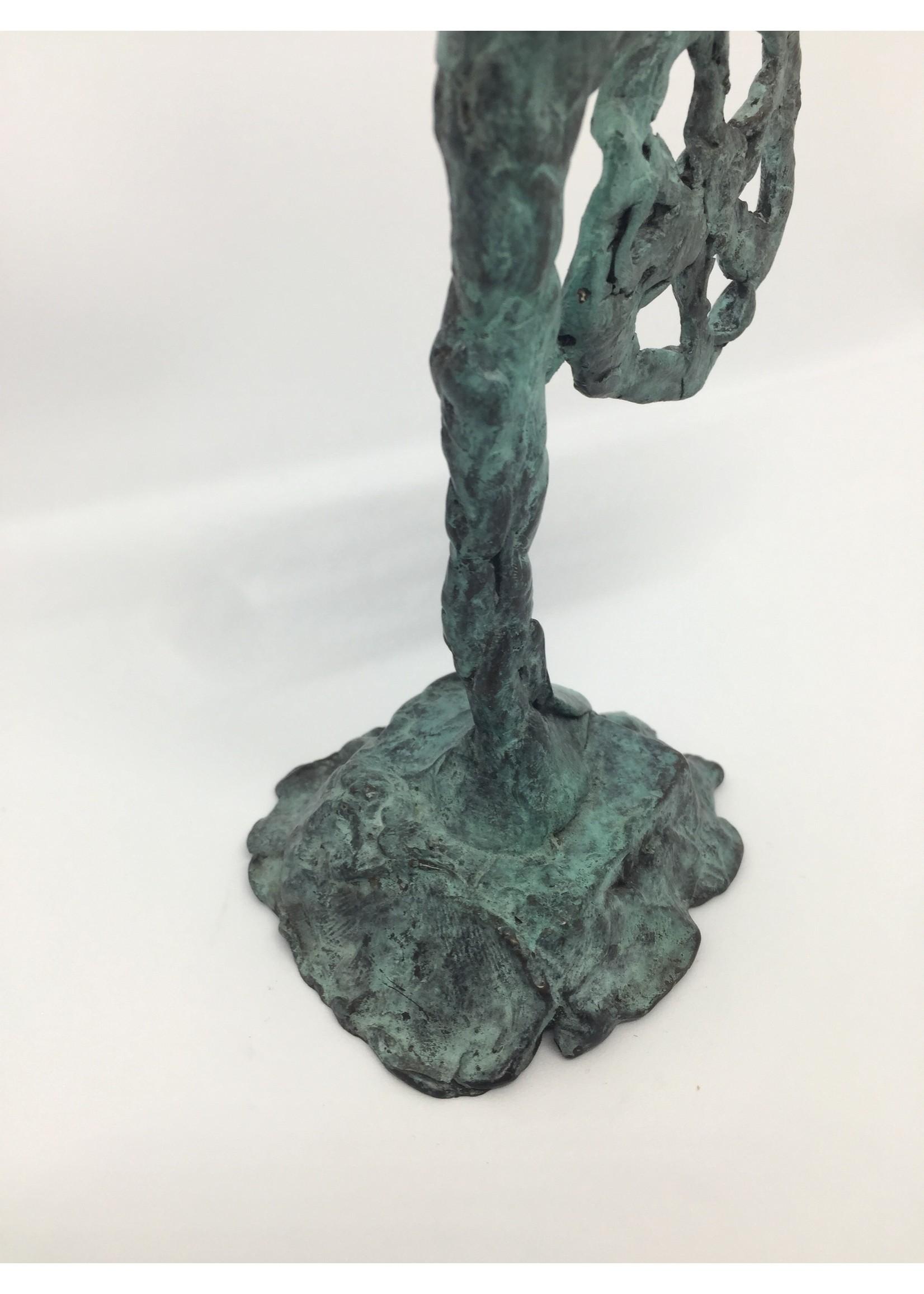 'Die Reise' - Denise Kamp (Bronze)