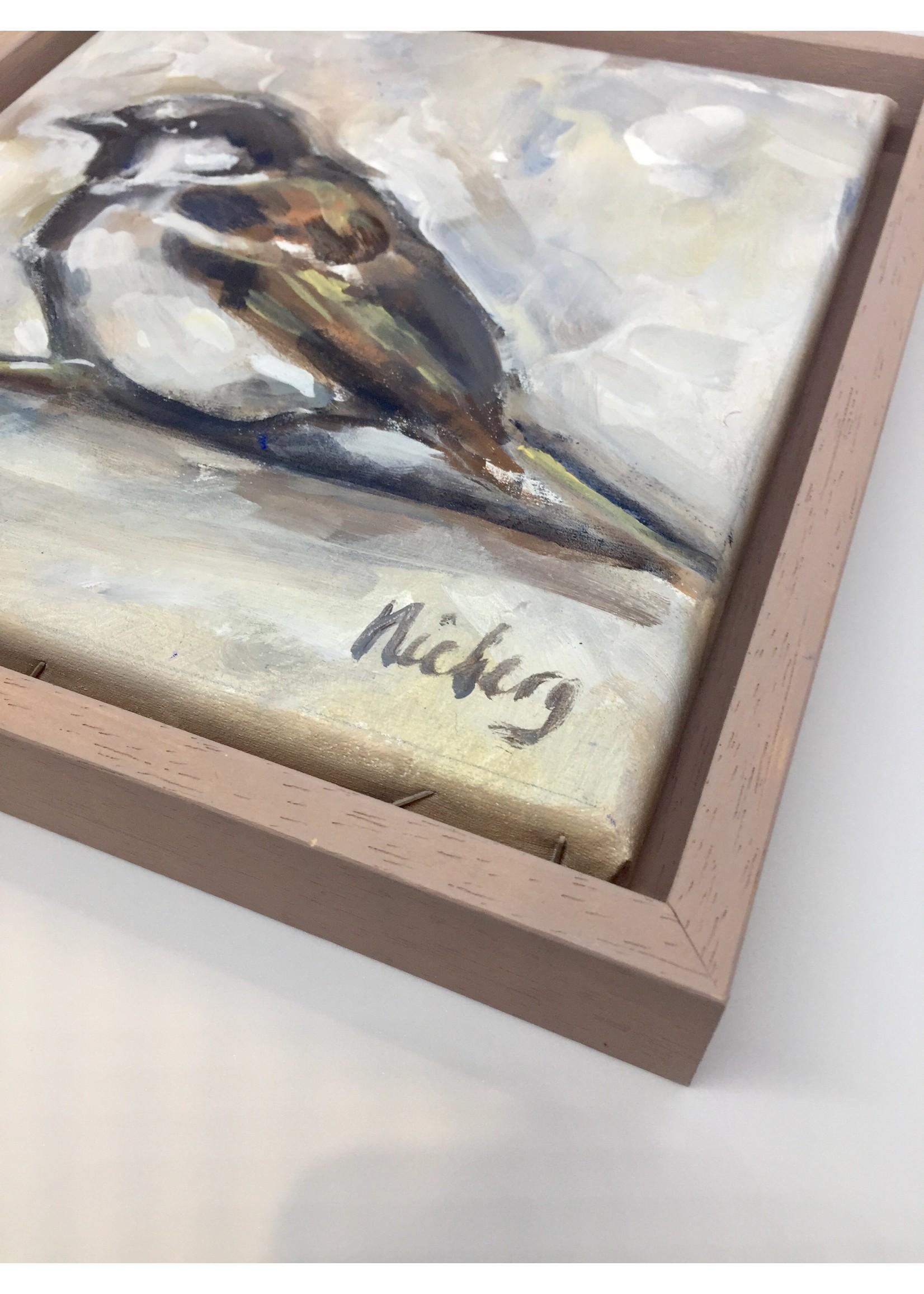 'Mus' - Monique Nieberg  (Acryl auf Leinwand)