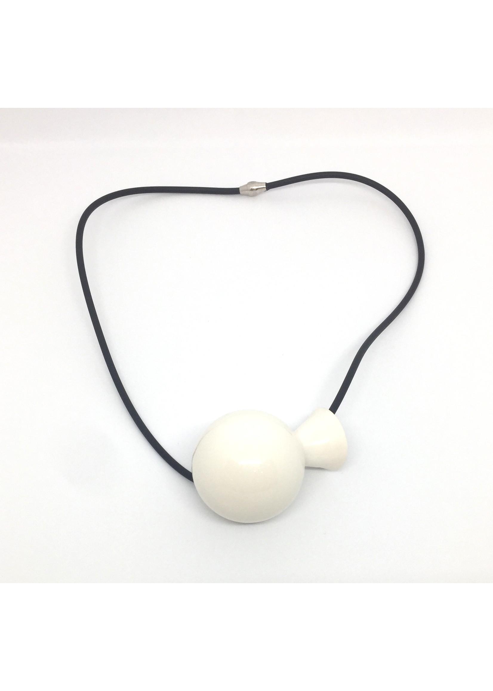 Necklace by Harry Agema 'Vase'
