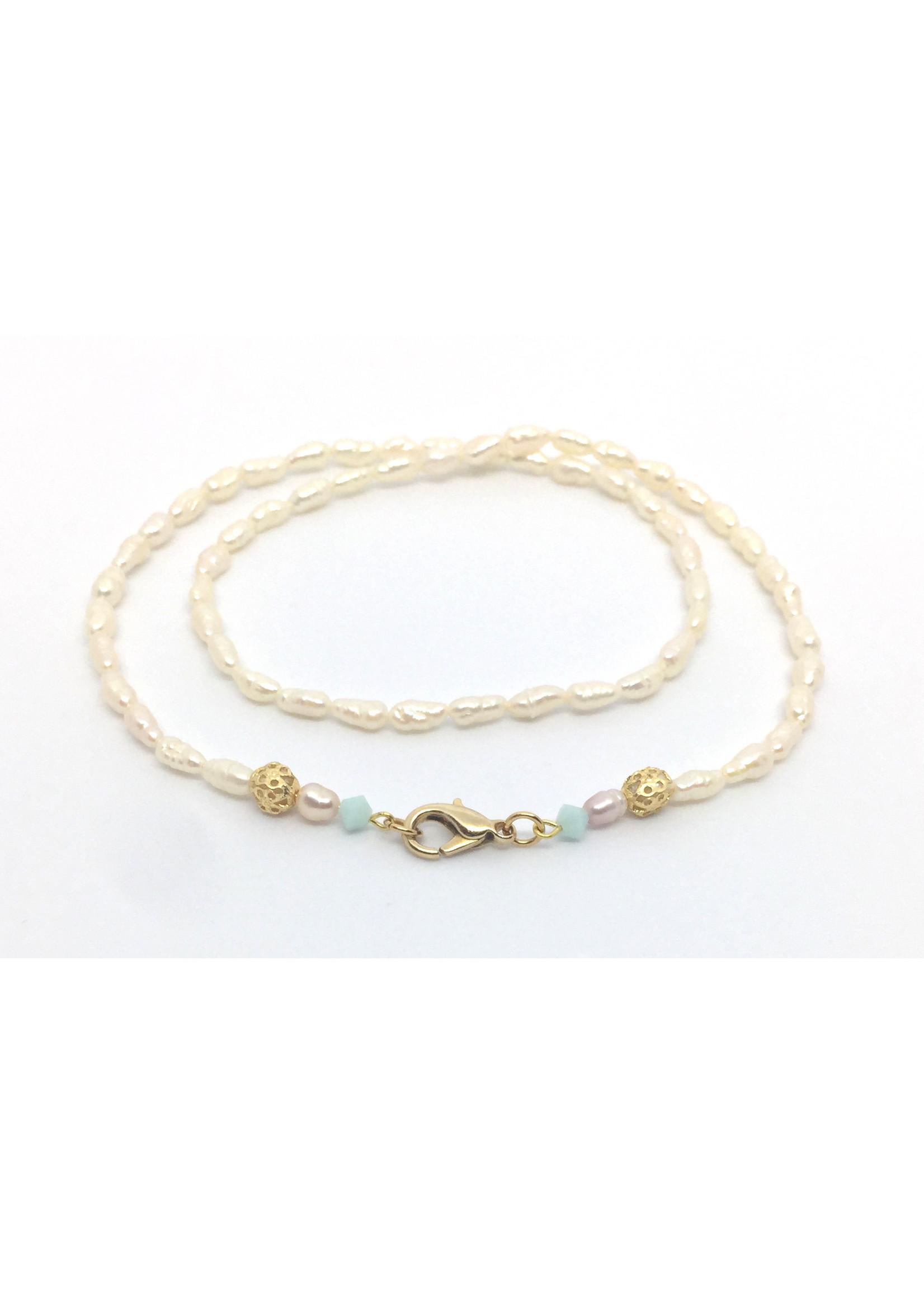 Els de Ruyter Halskette 'Kleine Perlen'