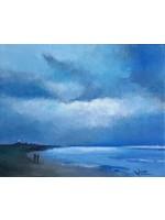 'Marsdiep' - Kees Vlietman (Acrylic on canvas)
