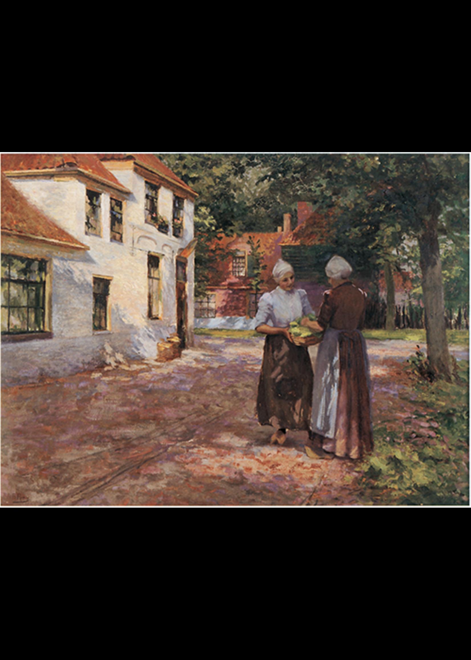 Die Maler von Egmond Peter vd Berg