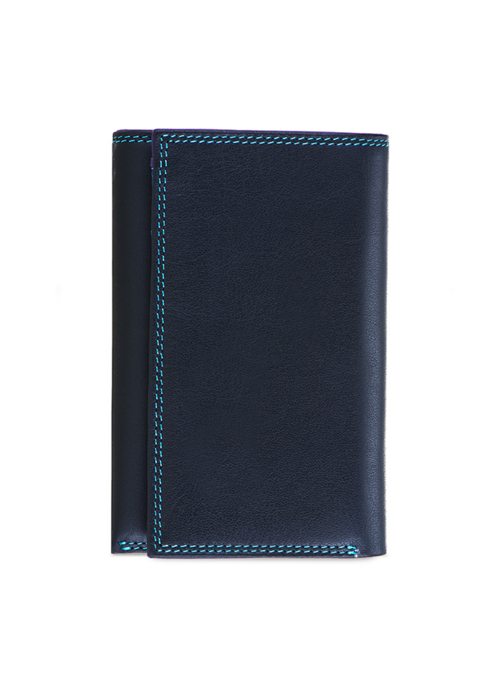 Wrap purse Burano Black Mywalit