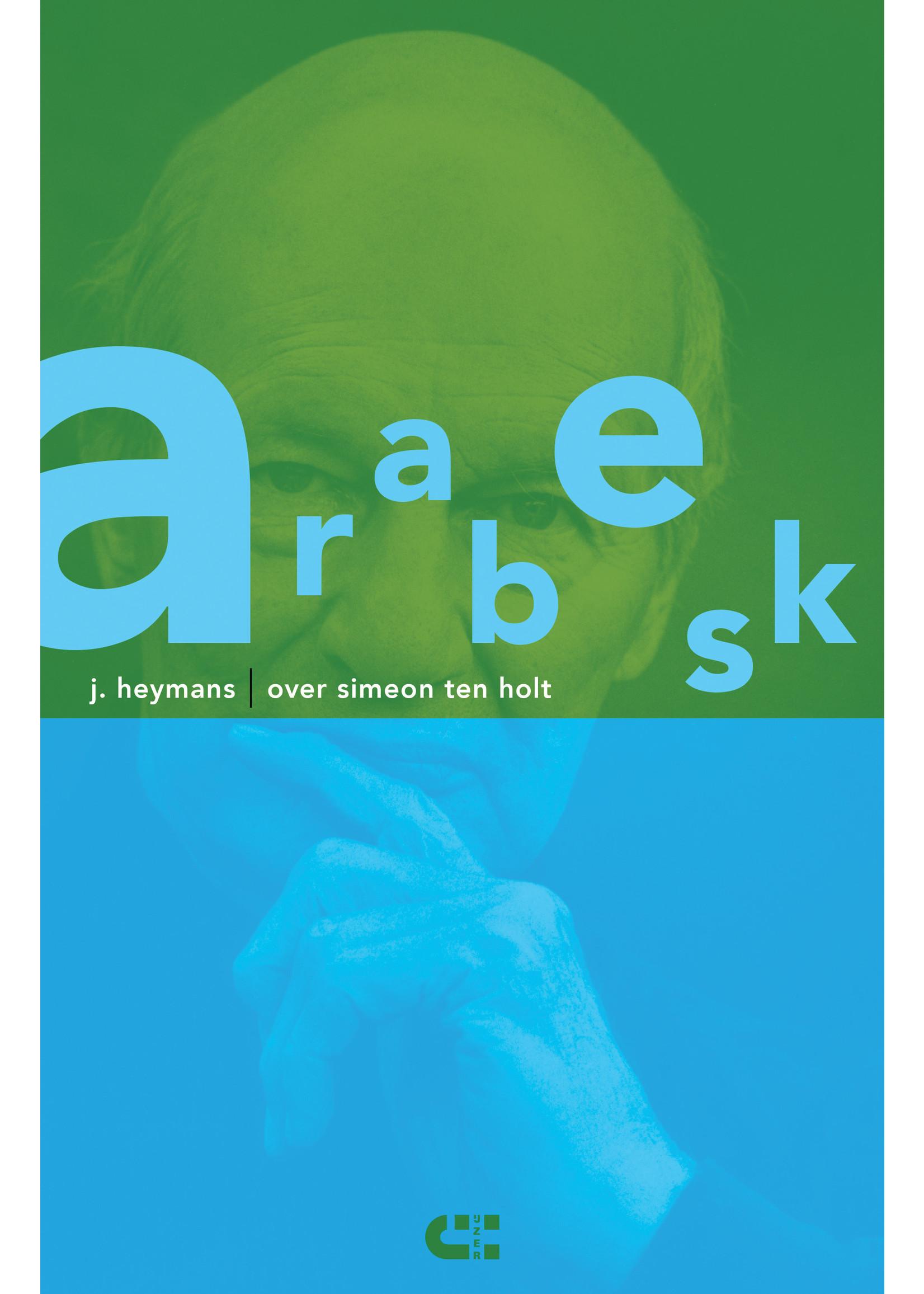 Arabesk über Simeon ten Holt - Heijmans + CD