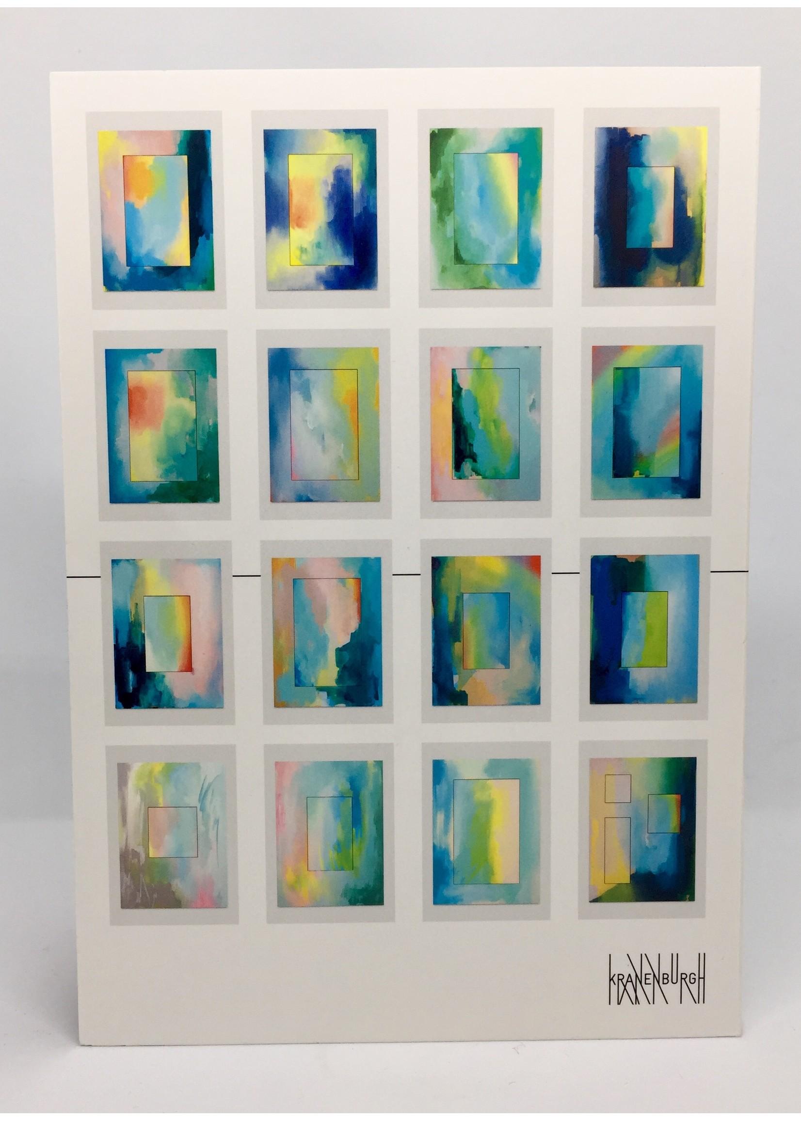 Kunstkartenbuch von Esther Tielemans