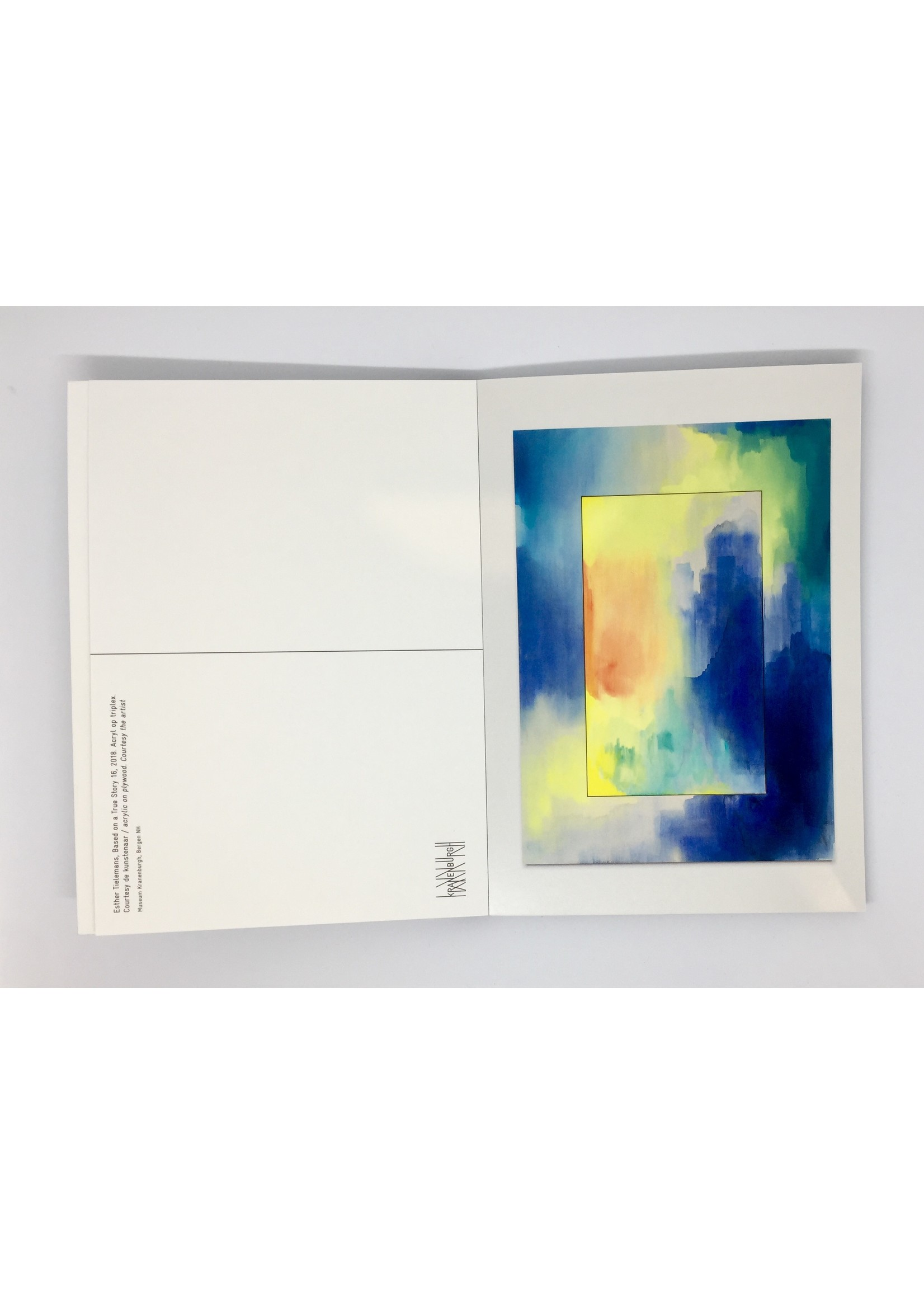 Art card book of Esther Tielemans