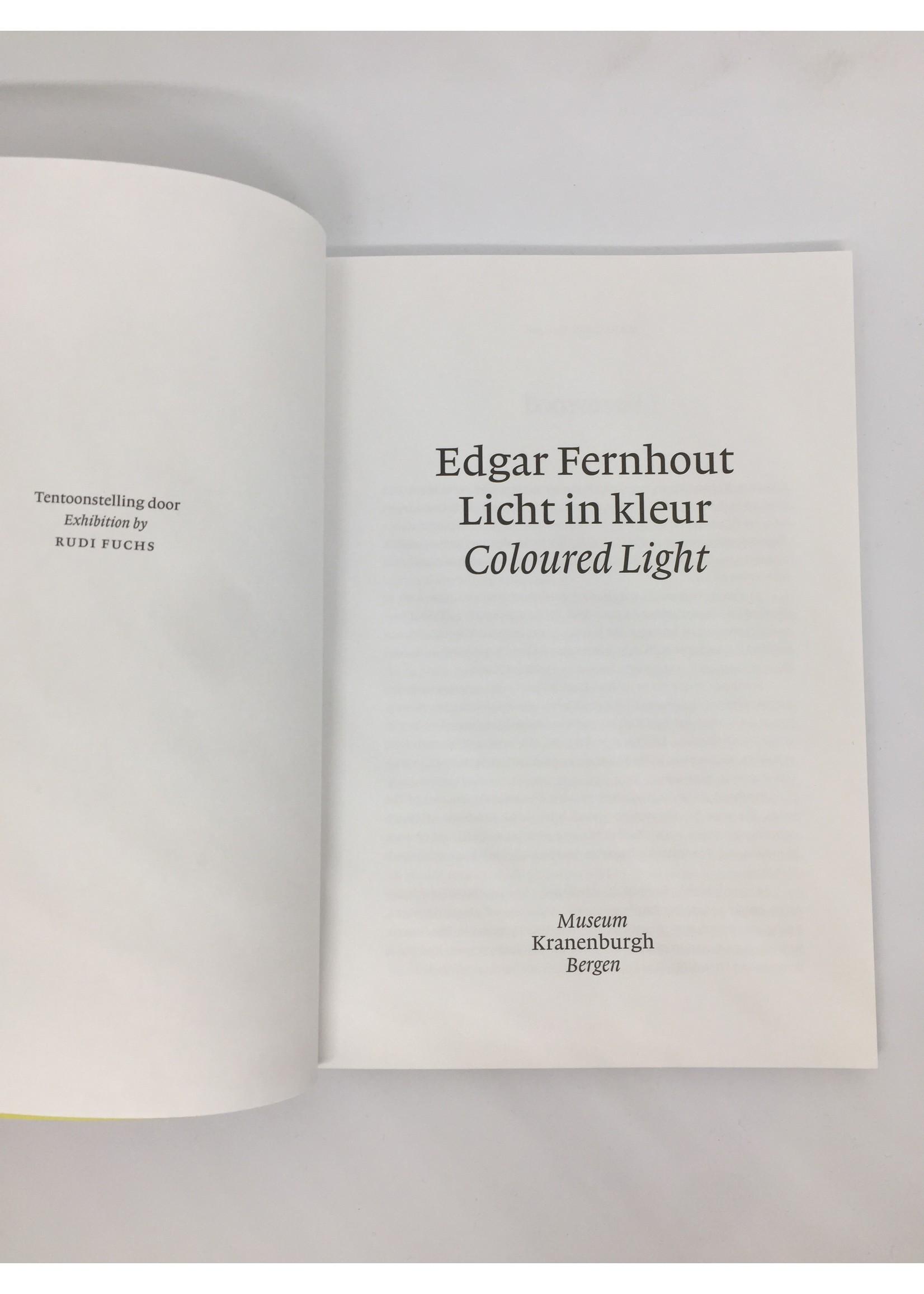 Edgar Fernhout 'Licht in kleur'