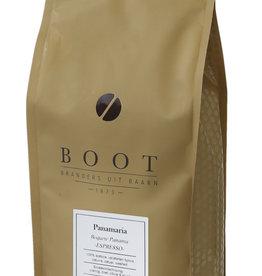 Boot koffie Panamaria