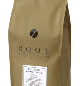 Boot koffie Colombia