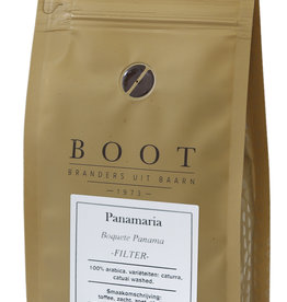 Boot koffie Panamaria - 250 Gram - Filter
