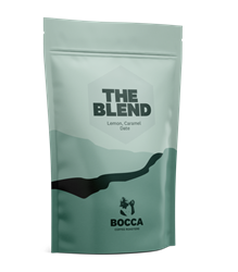 Bocca Bocca The Blend  Espresso Bonen - 250 Gram