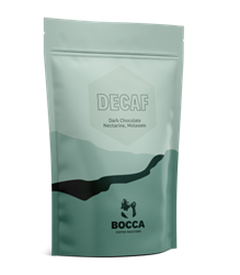 Bocca Bocca Decaf Organic Espresso Bonen - 250 Gram