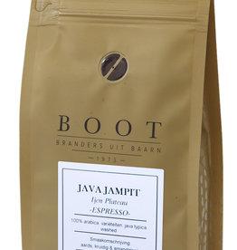 Boot koffie Java Jampit