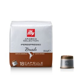 illy Illy Capsules Brazil