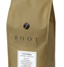 Boot koffie Colombia - 1 kg