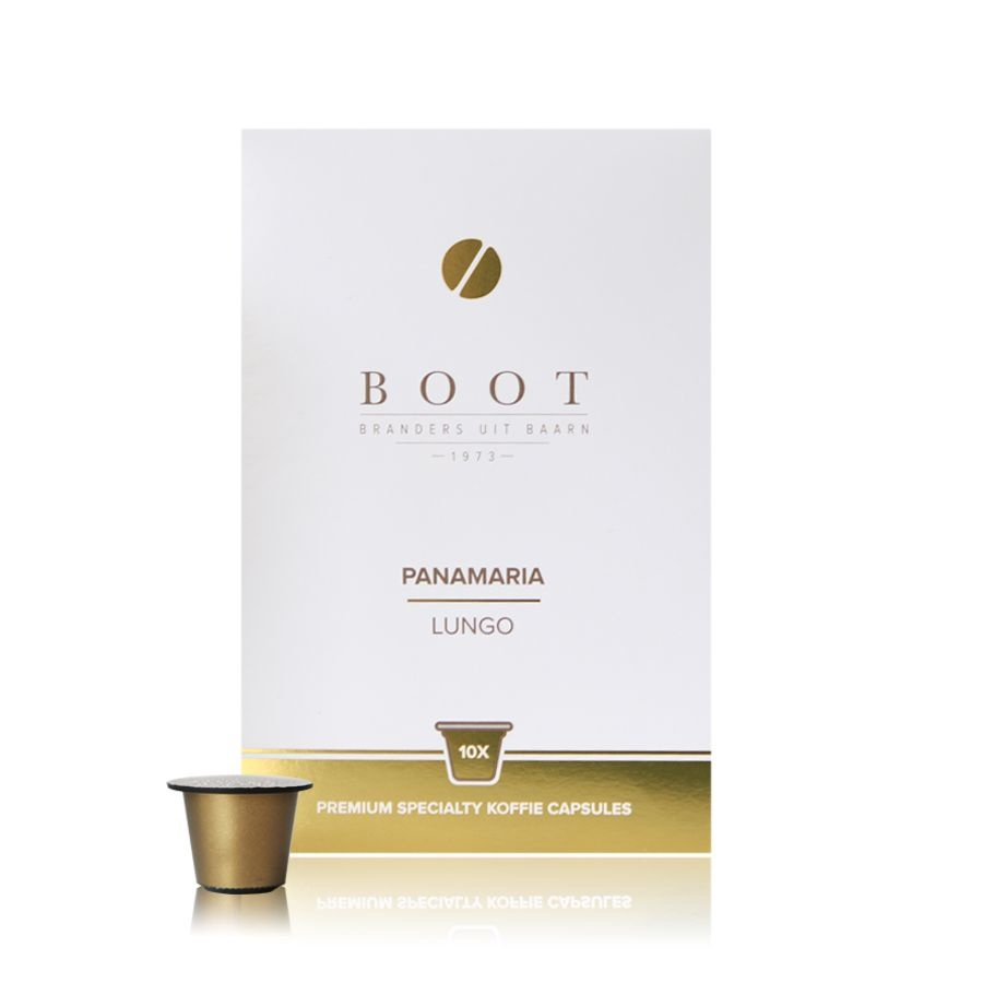 Boot koffie Panamaria Espresso Cups